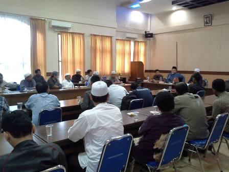 Dialog Keislaman Membedah Kriteria Aliran Sesat dan Ikhtilafiyah