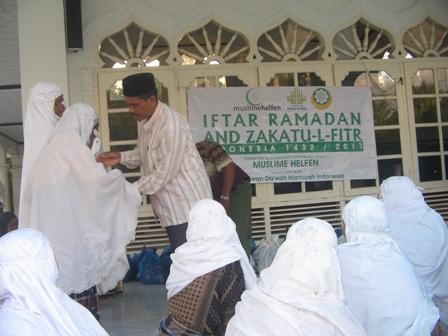 Kegiatan Ramadhan Bersama Dewan Da'wah Pidie