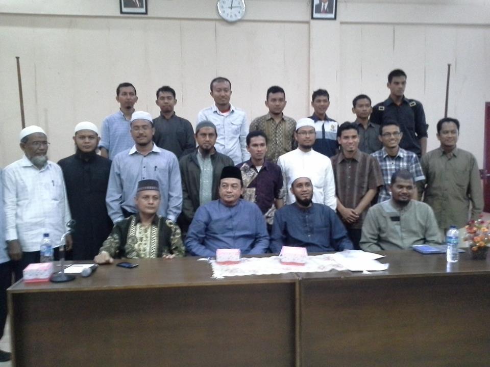 Pernyataan Sikap Ormas dan OKP Islam Aceh