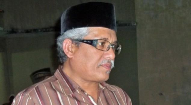 BUPATI NURDIN ABDURRAHMAN HADIRI PELANTIKAN DEWAN DA'WAH KABUPATEN BIREUEN