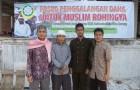 Dewan Da'wah Aceh Buka Posko Galang Bantuan Untuk Muslim Rohingya