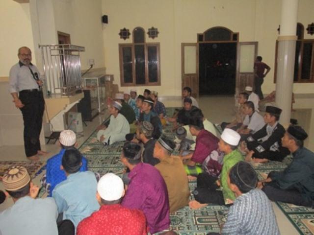 Anggota DPD RI memberi kuliah umum di Akademi Da'wah Indonesia (ADI) Aceh