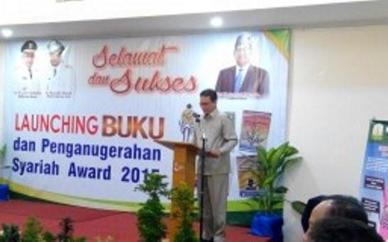 Dewan Da'wah Aceh Peroleh Syariah Awards 2015