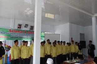 Dewan Da'wah Subulussalam Dilantik