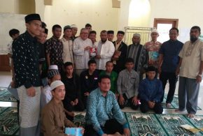 Presiden WADAH Malaysia Isi Kuliah Umum di ADI Aceh